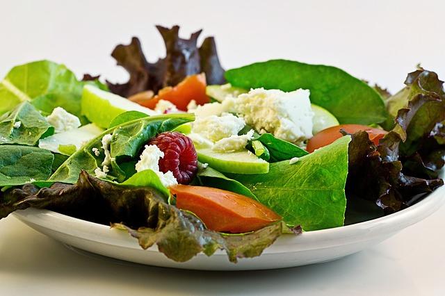 dietní salát