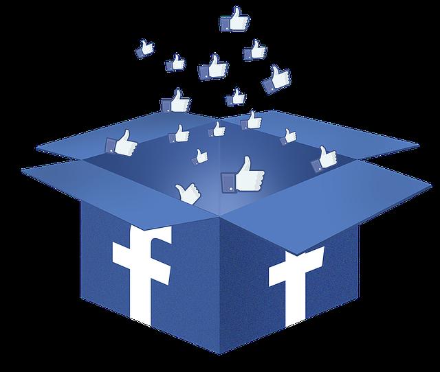 Facebook krabica, palce nahor, páči sa mi to.png