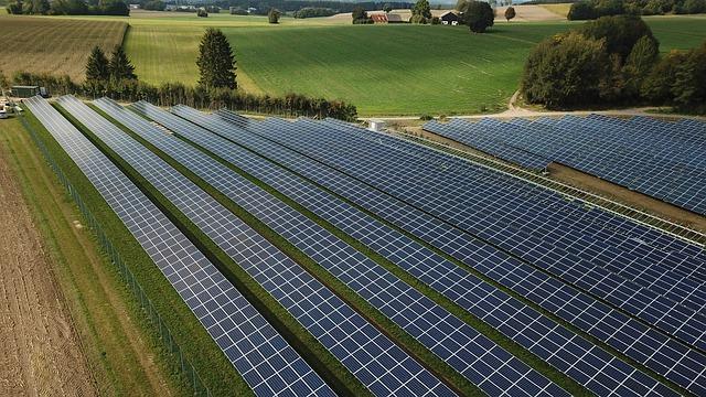 fotovoltaický panely